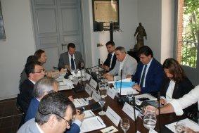 Junta de Gobierno celebrada el 31 de mayo de 2016.