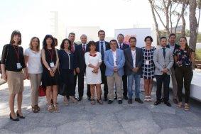 Asistentes a la Asamblea celebrada en Ibiza.