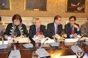 Reunión Ministerio de Política Territorial - FEMP - Diputaciones