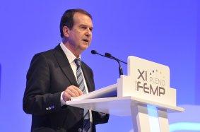 Abel Caballero Álvarez, Alcalde de Vigo  Presidente de la FEMP